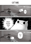 Cat Logic by CottonValent