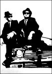 Blues Brothers by JOrte