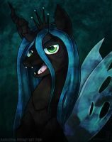 -AT- Queen Chrysalis by Hagyr