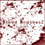 Blood Brushes 2 by KeReN-R