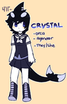 A better ref for crystals human form by ass-pen