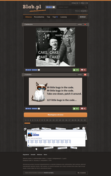 Another website with funny images by nSharky