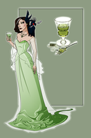 Absinthe by Countess-Studios