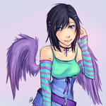 KH + of a feather by r0x4s