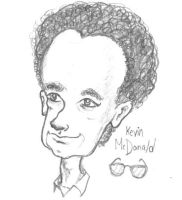 Kevin McDonald by LightningRodOfHate
