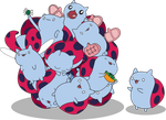 Catamari Catbug by xkappax