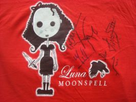 Moonspell Shirt by Wild-Huntress
