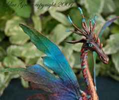 Whimsical Wyvern by LilacGrove