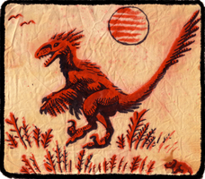 Raptor Para-Red by EWilloughby