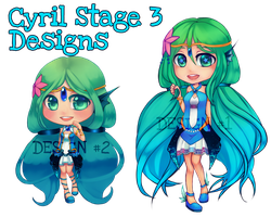 MiniSpris : other designs by Chisuimi
