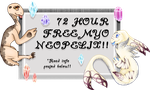 FREE 72 HOUR NEOPELIX MYO EVENT - CLOSED! by Bun-Of-A-Glitch