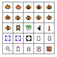 halloween emoticons 1st batch by flameinheaven