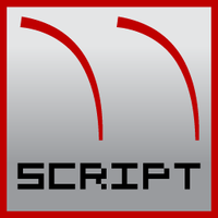 NoNameScript Dock Icon by lapinlunaire