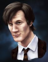 Matt Smith by Siplick