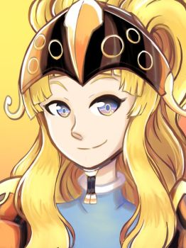 [DailyFanart] 21/05/17: Clair by PhiphiAuThon