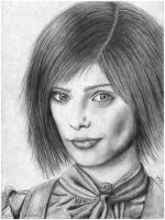 Alice Cullen by JasonFrank