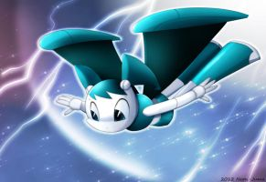 MLAATR: Fast as Lightning by Neon-Juma