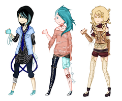 001# adopts set (CLOSED) by Yuuiichi