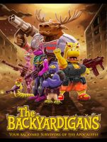 Backyardigans 2.0 by Skihaas1