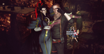 Bayo and jaky by MartinRedfield
