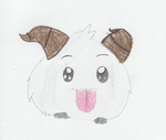 Poro~X3 by WhatIGet4BeingANerd