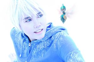 Jack Frost and baby Tooth by Lookplu8