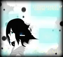 Dissapearance of Kagene Himeka by Ari-Alia