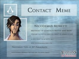 ACD RP contact meme Nico by SilvesterVitale