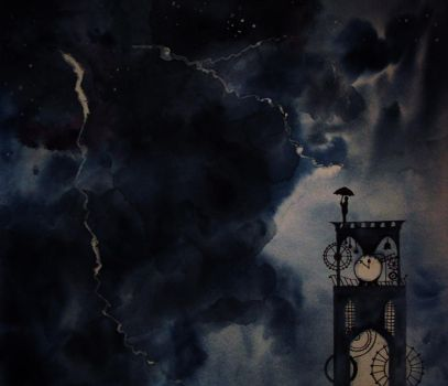 The Clocktower by Lalita17
