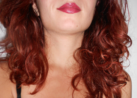 red lips_hair by sexyredbrain