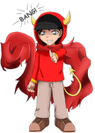 Red Devil by Lostinthedreams