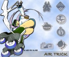 Air gear + logo by Ab-Dek