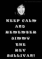 Keep Calm and Remember The Rev by MH-Bartholomew