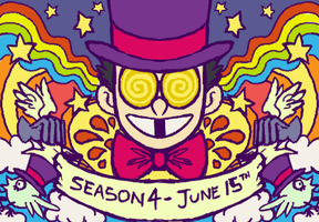 Superjail! Season 4 by ZackLoup