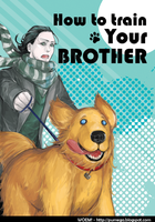 How to train your brother by wameow