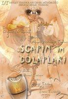 Scapin_Moliere by MASKIES