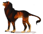 Lions~ by TheWindsVoice