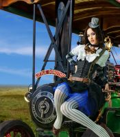 Steampunk Dorothy by Roys-Art
