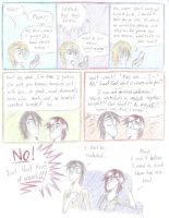 Vampire Chronicles Comic 14 by QuinnthePrincess
