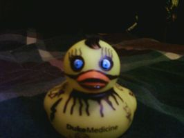 Marilyn Manson rubberduckky 1 by zombis-cannibal