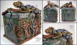 Cynchas Dragon Box by TinfoilHalo