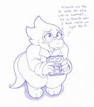Dr Alphys by Joey-Darkmeat