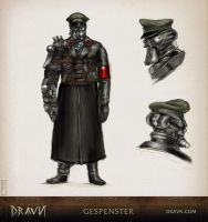 Dravn Pantheon: GESPENSTER by dravnofficial