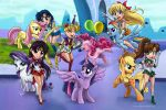 My Little Sailor Moon - Introduction by Adyon