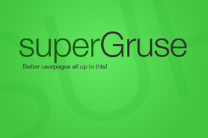 superGruse by trezoid