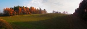 The Colourful Autumn by jufik