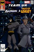 Batman and Inspector Gadget by ErichGrooms3