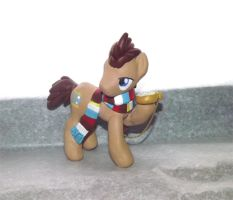 Dr. Whooves by Blue-Azure-Rose