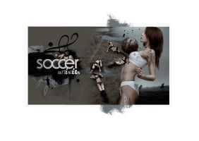 Asia Soccer Artistic by schledde
