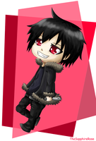 Izaya Orihara by TheSapphireRose